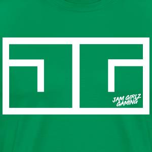 Jam Girlz Logo - Men's Premium T-Shirt