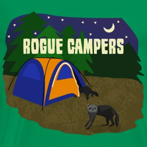 Rogue Campers - Camping/Outdoor Apparel - Men's Premium T-Shirt
