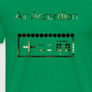 Air Accordion - Men's Premium T-Shirt