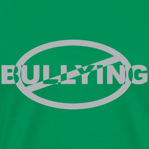 No Bullying - Men's Premium T-Shirt