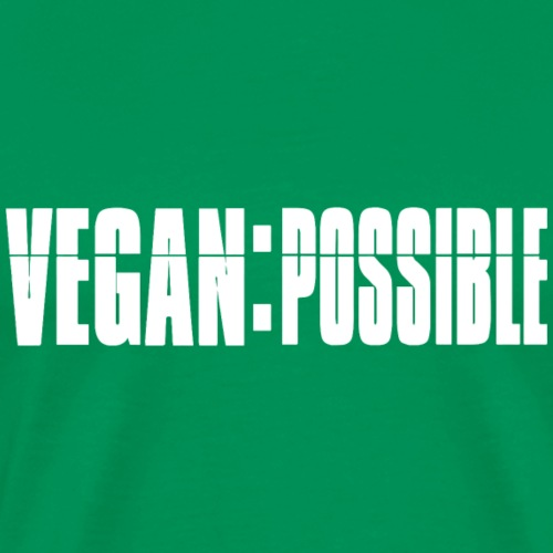 VeganPossible - Men's Premium T-Shirt