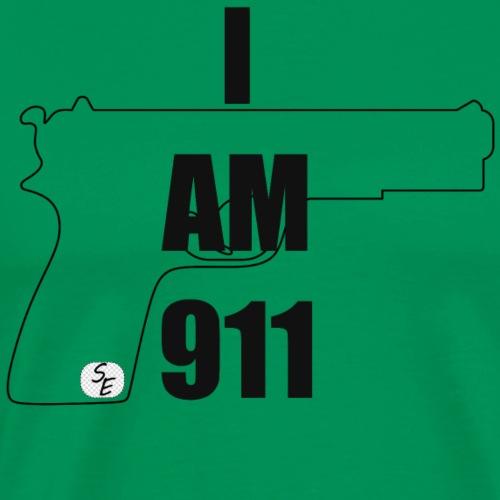 I AM 911 - Men's Premium T-Shirt
