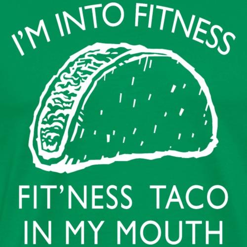 Fitness Taco - Men's Premium T-Shirt
