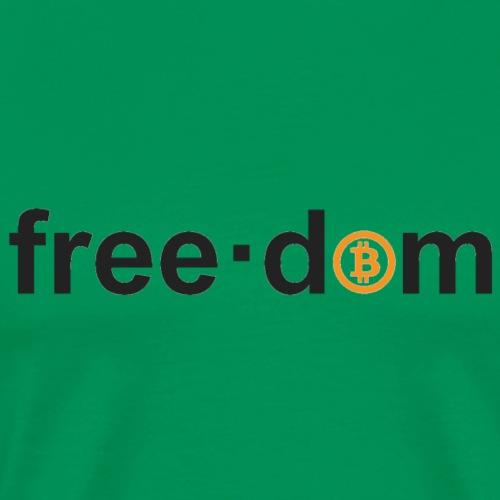 Free.Dom - Men's Premium T-Shirt