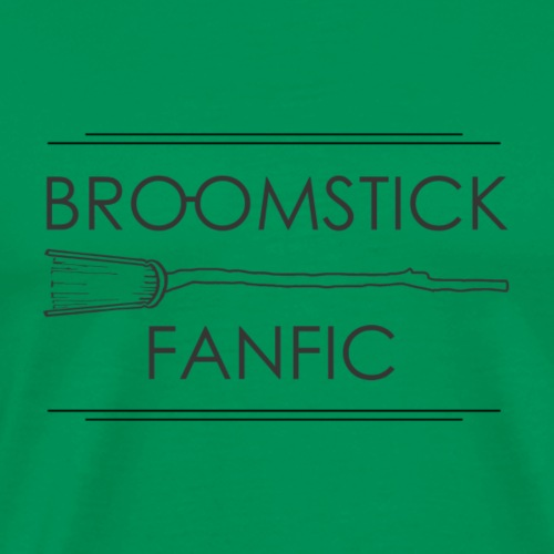 BROOMSTICK FANFIC - Men's Premium T-Shirt
