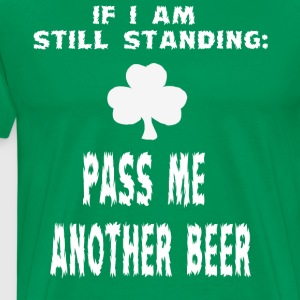 St. Patricks Day Funny Drinking Party Going Out - Men's Premium T-Shirt