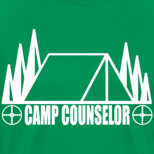 Camp Counselor - Men's Premium T-Shirt