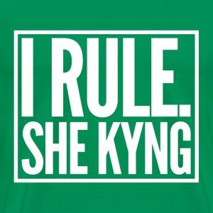 I RULE 2 - Men's Premium T-Shirt
