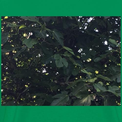 fig tree of time - Men's Premium T-Shirt