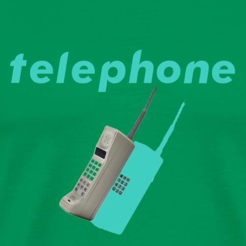 Telephone - Men's Premium T-Shirt