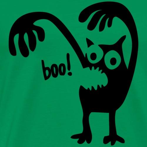 Monster Boo Halloween - Men's Premium T-Shirt