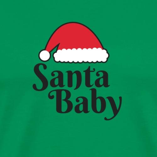 Santa Baby 2 - Men's Premium T-Shirt