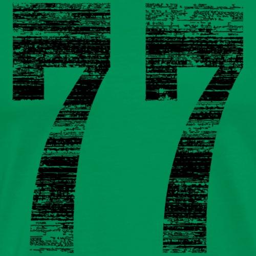 77 - Men's Premium T-Shirt
