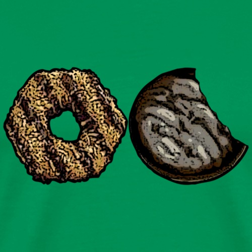 Girl Scout Cookies - Men's Premium T-Shirt