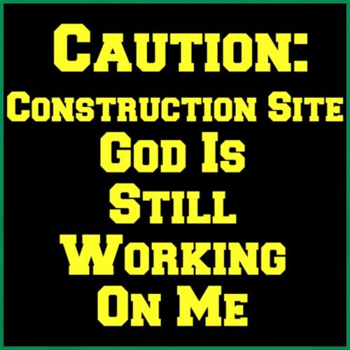 Under Construction 1 - Men's Premium T-Shirt