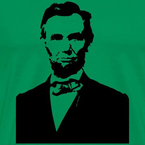 Abraham Lincoln Tribute - Men's Premium T-Shirt