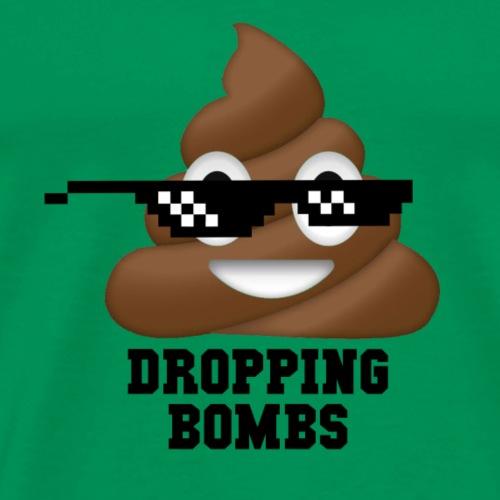 Dropping Bombs - Men's Premium T-Shirt