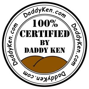 Daddy Ken Certification PBB - Men's Premium T-Shirt