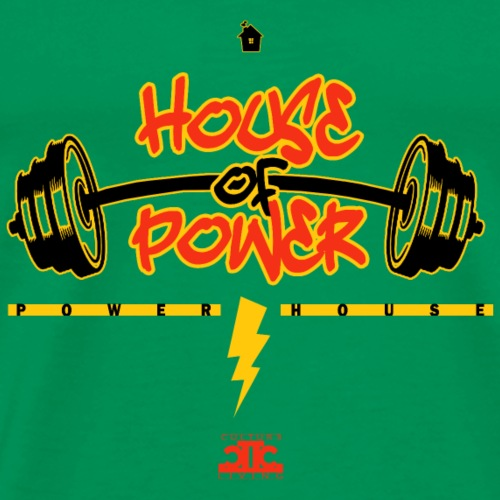 House of Power - Men's Premium T-Shirt