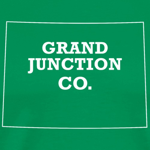 Grand Junction, Colorado - Men's Premium T-Shirt