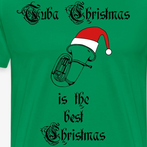 Tuba Christmas - Men's Premium T-Shirt