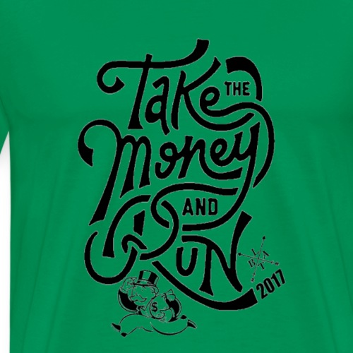 moneybig - Men's Premium T-Shirt