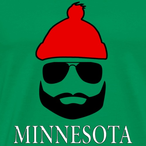 Minnesota Cool - Men's Premium T-Shirt
