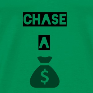 Chase A bag - Men's Premium T-Shirt