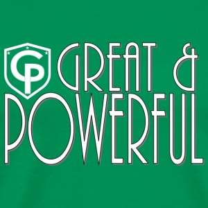 GreatPowerful - Men's Premium T-Shirt