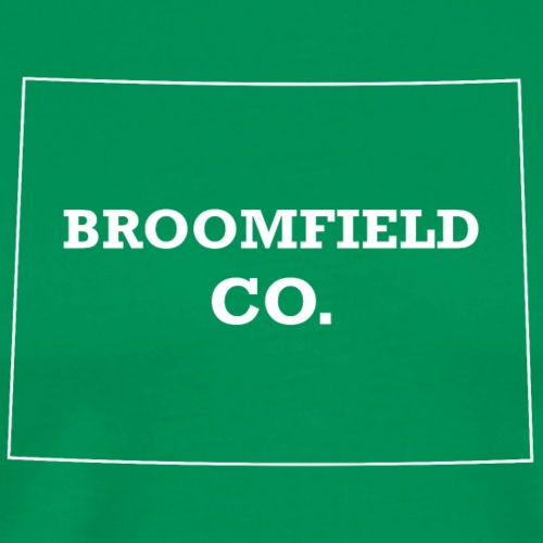 Broomfield, Colorado - Men's Premium T-Shirt