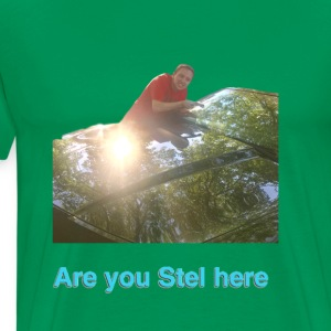 Stel - Men's Premium T-Shirt