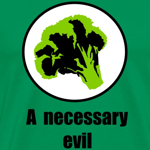 broccoli - Men's Premium T-Shirt