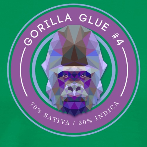 Gorilla Glue #4 - Men's Premium T-Shirt