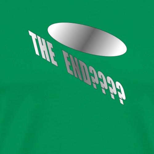 The End - Men's Premium T-Shirt