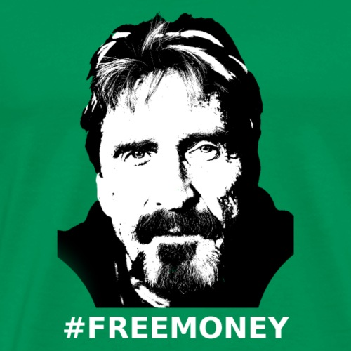 Free Money - Men's Premium T-Shirt
