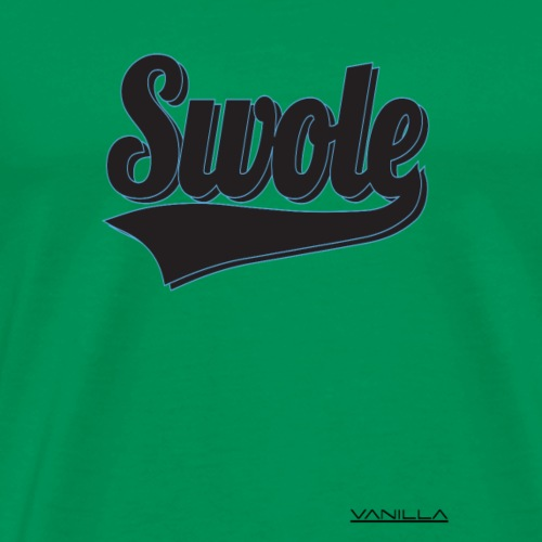 Swole Af - Men's Premium T-Shirt