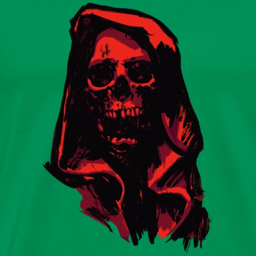 Death Red - Men's Premium T-Shirt