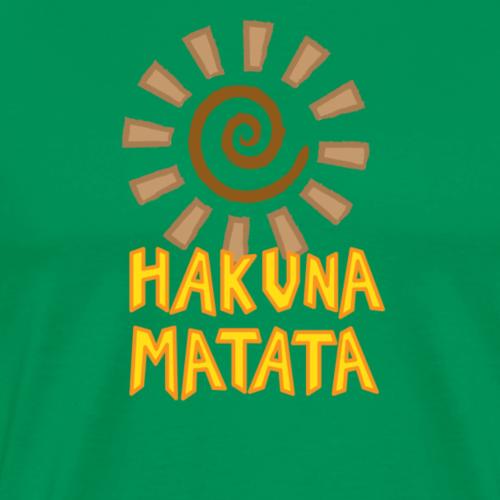 Hakuna Matata - Men's Premium T-Shirt