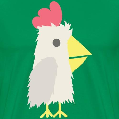 Chicken - Men's Premium T-Shirt