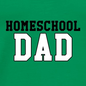 homeschooldad - Men's Premium T-Shirt