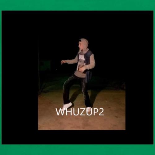 WHUZUP2 - Men's Premium T-Shirt