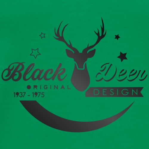 Black Dear - Men's Premium T-Shirt