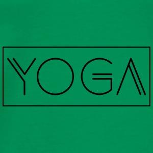 Yoga - Men's Premium T-Shirt