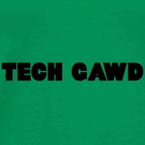 TECH GAWD - Men's Premium T-Shirt