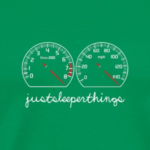 #justsleeperthings - Men's Premium T-Shirt