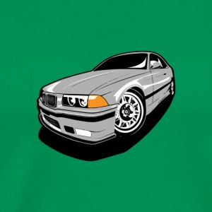 Detail grande bmw - Men's Premium T-Shirt
