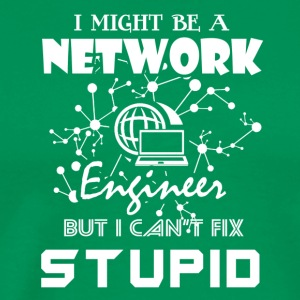Network Engineer Tee Shirt - Men's Premium T-Shirt