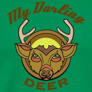 My Darling Deer - Men's Premium T-Shirt