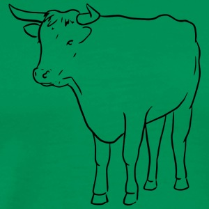 cow21 - Men's Premium T-Shirt