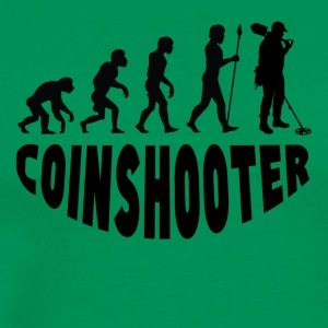 Coinshooter Evolution - Men's Premium T-Shirt
